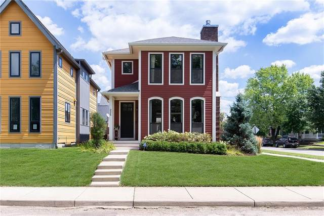 225 N Highland Avenue, Indianapolis, IN 46202 (MLS #21734020) :: Anthony Robinson & AMR Real Estate Group LLC