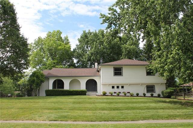 12529 Windsor Drive, Carmel, IN 46033 (MLS #21734024) :: Anthony Robinson & AMR Real Estate Group LLC
