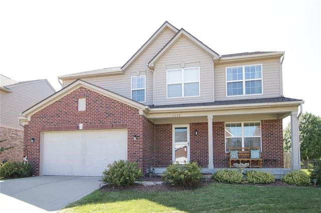 1238 Starcross Drive, Indianapolis, IN 46239 (MLS #21734029) :: Mike Price Realty Team - RE/MAX Centerstone
