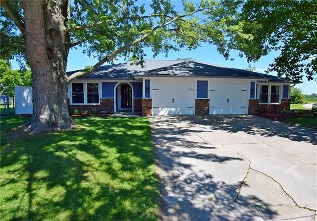 2682 W Deshong Drive, Pendleton, IN 46064 (MLS #21734047) :: Anthony Robinson & AMR Real Estate Group LLC