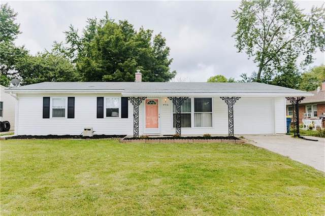 4916 N Richardt Avenue, Indianapolis, IN 46226 (MLS #21734055) :: Mike Price Realty Team - RE/MAX Centerstone