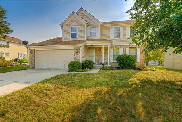 2019 Thousand Oaks Boulevard, Indianapolis, IN 46214 (MLS #21734069) :: Richwine Elite Group