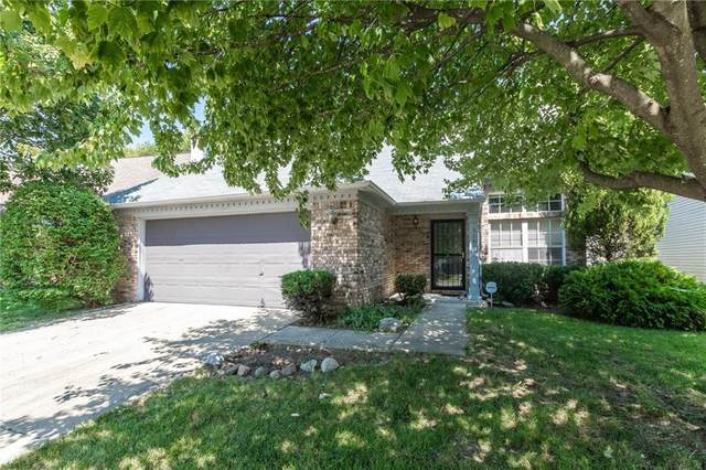 5142 Aspen Talon Court, Indianapolis, IN 46254 (MLS #21734071) :: Anthony Robinson & AMR Real Estate Group LLC