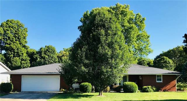 9014 W Robin Road, Middletown, IN 47356 (MLS #21734080) :: Anthony Robinson & AMR Real Estate Group LLC