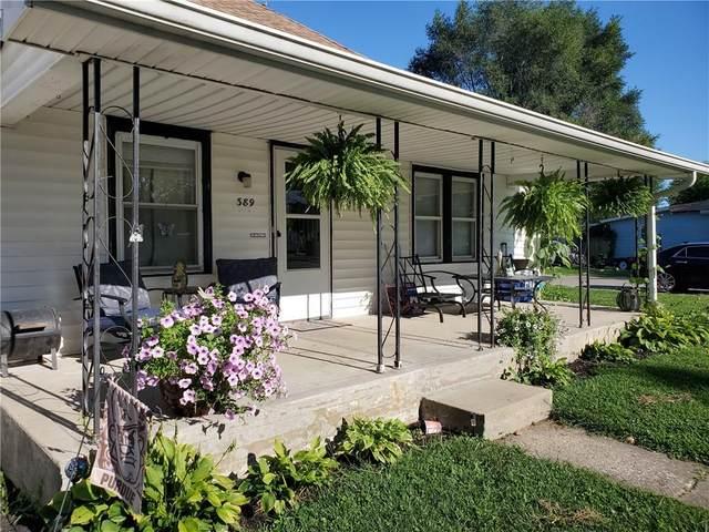 389 S Grant Street, Martinsville, IN 46151 (MLS #21734083) :: Heard Real Estate Team | eXp Realty, LLC