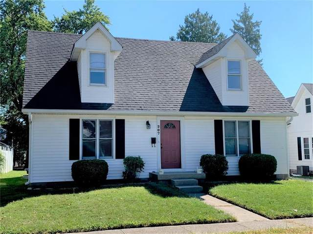 207 Wabash Street, Plainfield, IN 46168 (MLS #21734085) :: Mike Price Realty Team - RE/MAX Centerstone