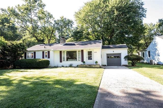 5453 N Park Drive, Indianapolis, IN 46220 (MLS #21734100) :: Anthony Robinson & AMR Real Estate Group LLC