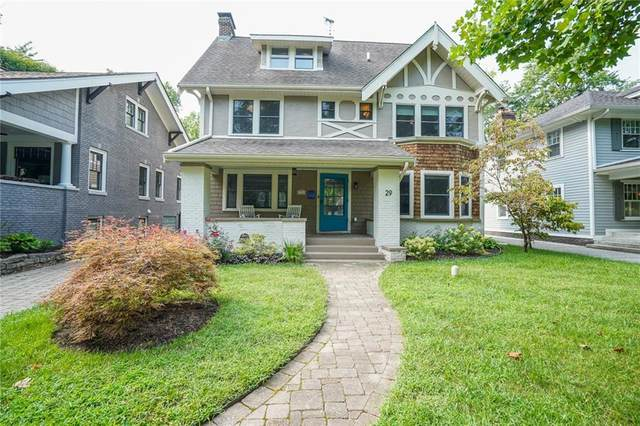 29 W 42nd Street, Indianapolis, IN 46208 (MLS #21734104) :: Anthony Robinson & AMR Real Estate Group LLC