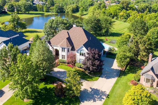 9766 Summerlakes Drive, Carmel, IN 46032 (MLS #21734105) :: Mike Price Realty Team - RE/MAX Centerstone