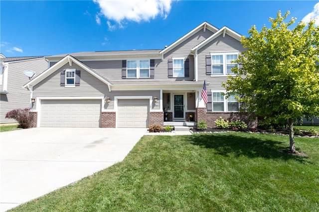 19534 Forsythe Dr, Noblesville, IN 46060 (MLS #21734121) :: Anthony Robinson & AMR Real Estate Group LLC