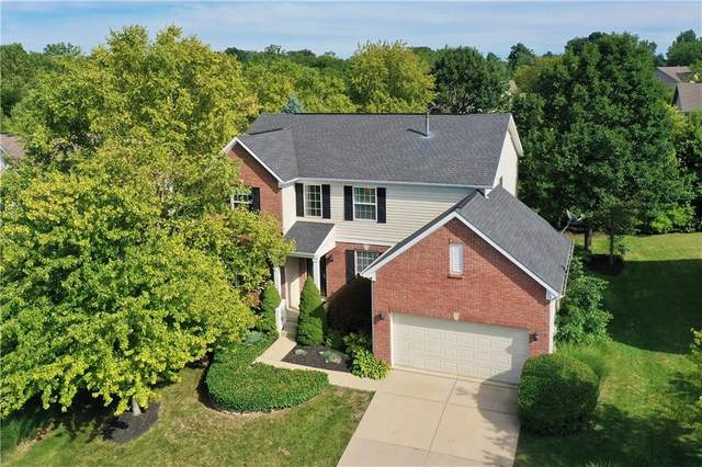 11781 Gatwick View Drive, Fishers, IN 46037 (MLS #21734133) :: Mike Price Realty Team - RE/MAX Centerstone