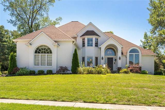 6601 Greenridge Drive, Indianapolis, IN 46278 (MLS #21734159) :: AR/haus Group Realty
