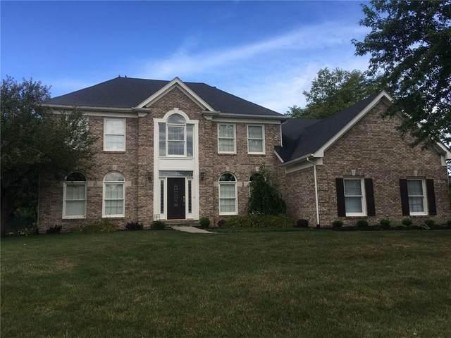 11480 Sutton Place Drive, Carmel, IN 46032 (MLS #21734176) :: Dean Wagner Realtors