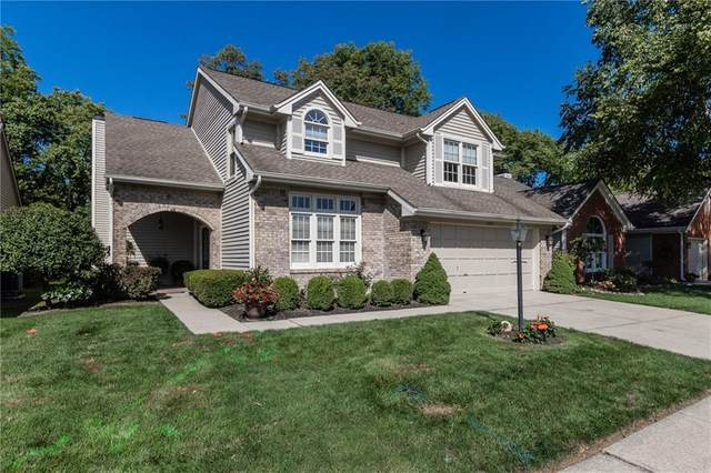 7830 Chesapeake Drive W, Indianapolis, IN 46236 (MLS #21734189) :: Anthony Robinson & AMR Real Estate Group LLC