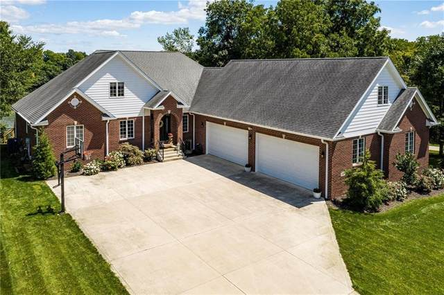 1005 Coral Springs Drive, Cicero, IN 46034 (MLS #21734194) :: Anthony Robinson & AMR Real Estate Group LLC