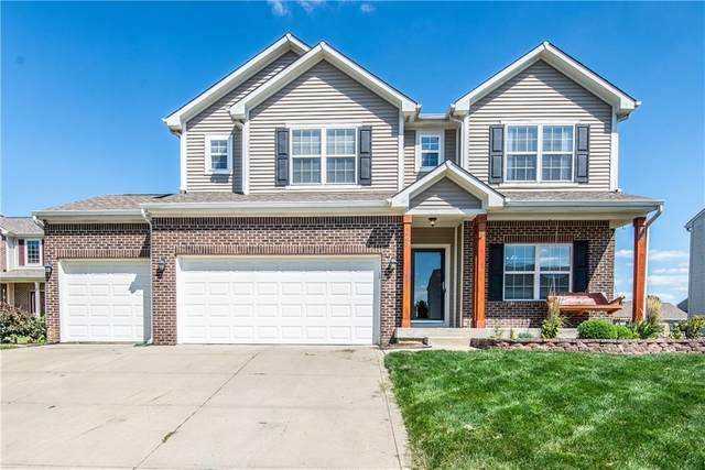 1683 Cape Hatteras Trail, Brownsburg, IN 46112 (MLS #21734261) :: Dean Wagner Realtors