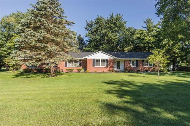 66 Bennett Road, Carmel, IN 46032 (MLS #21734262) :: Mike Price Realty Team - RE/MAX Centerstone