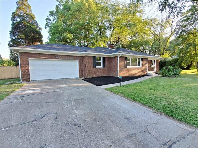 4205 Devon Drive, Indianapolis, IN 46226 (MLS #21734267) :: Heard Real Estate Team | eXp Realty, LLC