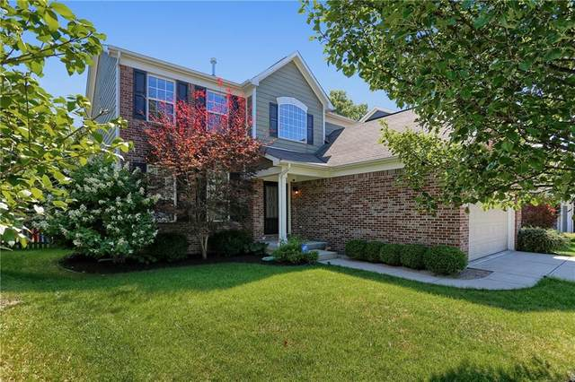 3485 Millbrae Drive, Carmel, IN 46074 (MLS #21734281) :: Anthony Robinson & AMR Real Estate Group LLC
