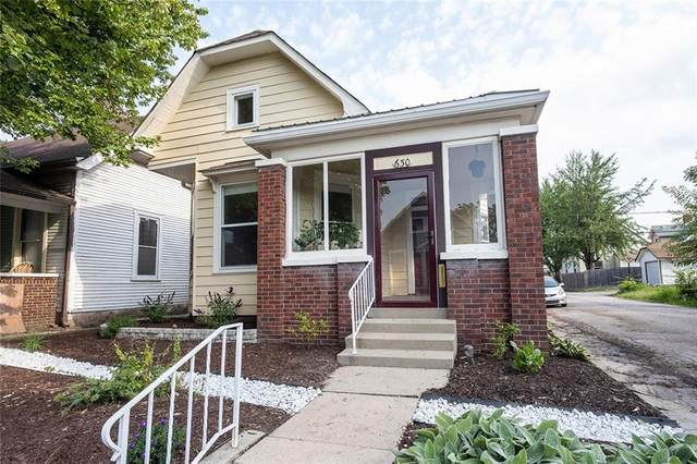 630 Parkway Avenue, Indianapolis, IN 46203 (MLS #21734285) :: Mike Price Realty Team - RE/MAX Centerstone