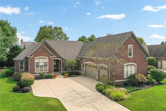 16474 Gleneagles Court, Noblesville, IN 46060 (MLS #21734331) :: AR/haus Group Realty