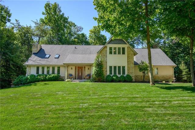 817 Winding Brook Lane, Greenwood, IN 46142 (MLS #21734335) :: Mike Price Realty Team - RE/MAX Centerstone