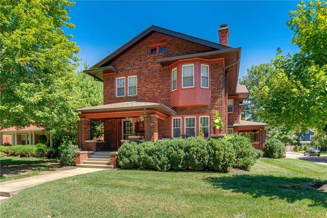 4801 Central Avenue, Indianapolis, IN 46205 (MLS #21734353) :: David Brenton's Team