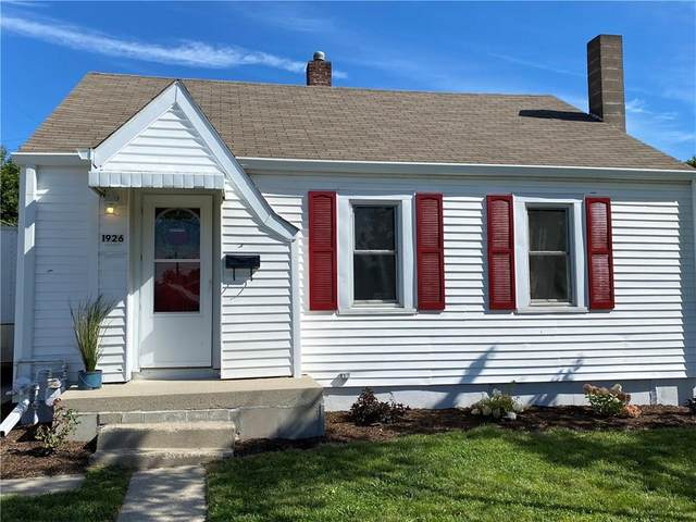 1926 Fairmont Avenue, New Castle, IN 47362 (MLS #21734356) :: Anthony Robinson & AMR Real Estate Group LLC