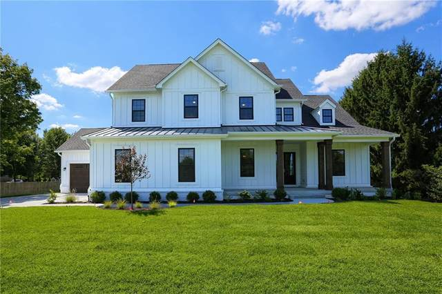 16706 N Gray Road, Westfield, IN 46062 (MLS #21734390) :: AR/haus Group Realty