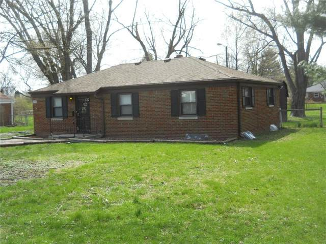 4310 Lesley, Indianapolis, IN 46226 (MLS #21734397) :: AR/haus Group Realty