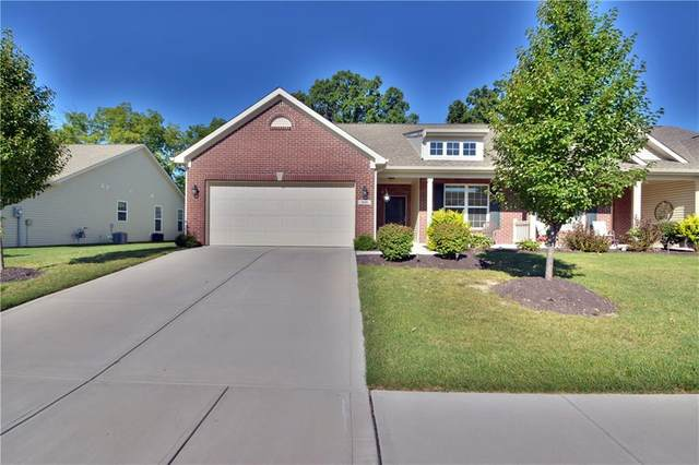 408 Angelina Way, Avon, IN 46123 (MLS #21734398) :: Mike Price Realty Team - RE/MAX Centerstone