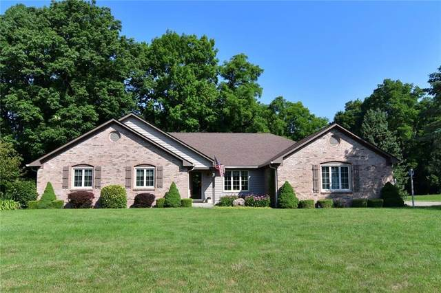 7110 Hawthorne Drive, Plainfield, IN 46168 (MLS #21734408) :: Mike Price Realty Team - RE/MAX Centerstone