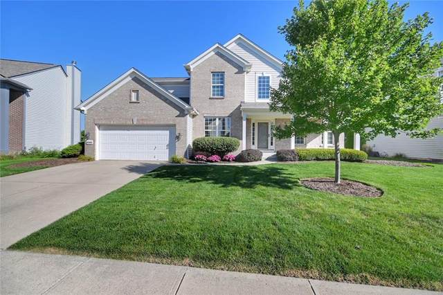 16660 Salimonia Lane, Westfield, IN 46074 (MLS #21734427) :: David Brenton's Team