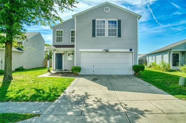 6216 Monteo Drive, Indianapolis, IN 46217 (MLS #21734454) :: Mike Price Realty Team - RE/MAX Centerstone