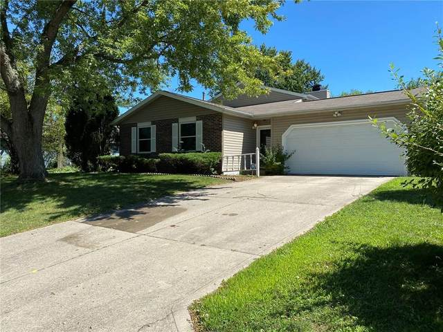 5709 Liberty Creek Drive W, Indianapolis, IN 46254 (MLS #21734467) :: Anthony Robinson & AMR Real Estate Group LLC