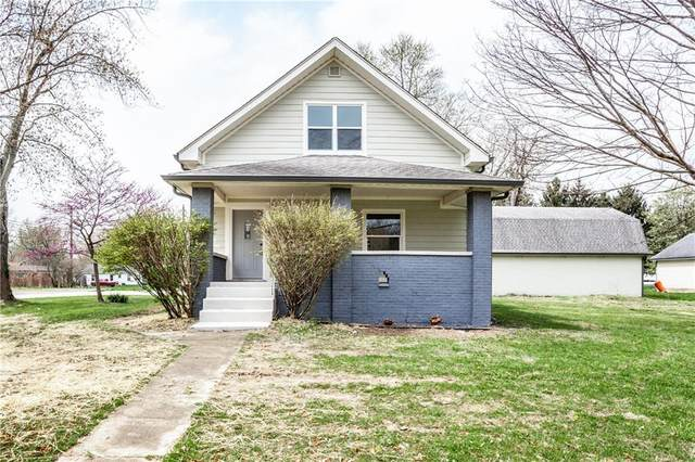 5540 Hardegan Street, Indianapolis, IN 46227 (MLS #21734477) :: Ferris Property Group