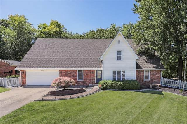 600 Galahad Drive, Franklin, IN 46131 (MLS #21734480) :: Anthony Robinson & AMR Real Estate Group LLC