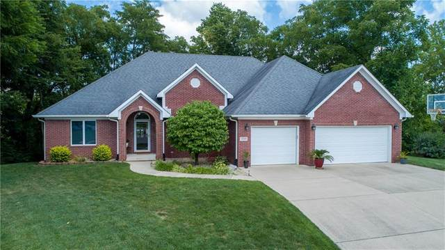 7008 Peacock Court, Plainfield, IN 46168 (MLS #21734483) :: Anthony Robinson & AMR Real Estate Group LLC