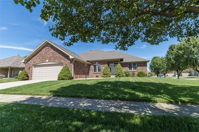 1604 Danaher Drive, Indianapolis, IN 46217 (MLS #21734485) :: Anthony Robinson & AMR Real Estate Group LLC