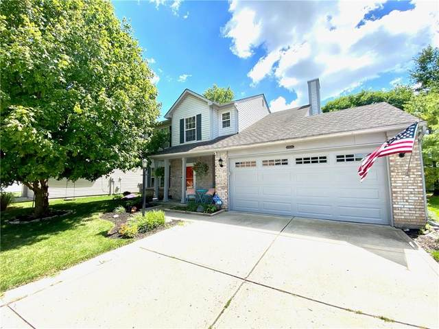 12111 Bearsdale Drive, Indianapolis, IN 46235 (MLS #21734486) :: Mike Price Realty Team - RE/MAX Centerstone