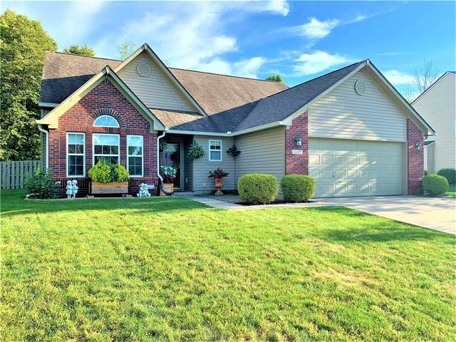 11205 Bear Hollow Drive, Indianapolis, IN 46229 (MLS #21734499) :: David Brenton's Team