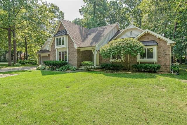7345 Runningbrook Way, Indianapolis, IN 46254 (MLS #21734521) :: Anthony Robinson & AMR Real Estate Group LLC