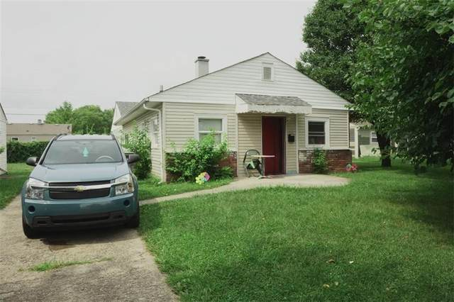 2214 N Kenyon Street, Indianapolis, IN 46219 (MLS #21734562) :: Heard Real Estate Team | eXp Realty, LLC