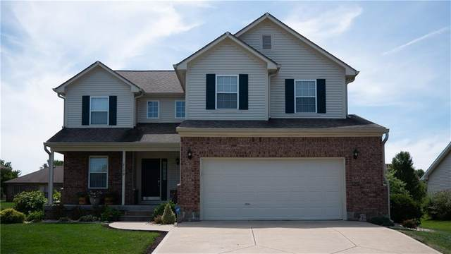 2139 Dakota Drive, Franklin, IN 46131 (MLS #21734580) :: Anthony Robinson & AMR Real Estate Group LLC