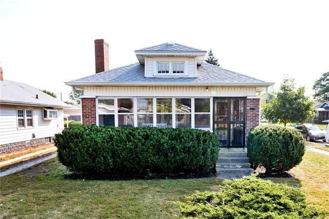 1101 Riley Avenue, Indianapolis, IN 46201 (MLS #21734584) :: Mike Price Realty Team - RE/MAX Centerstone