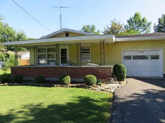 523 E Washington Street, Parker City, IN 47368 (MLS #21734594) :: Heard Real Estate Team | eXp Realty, LLC