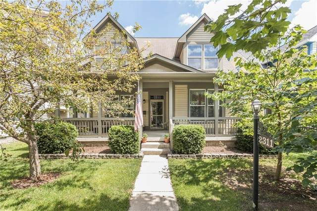 2311 N Alabama Street, Indianapolis, IN 46205 (MLS #21734617) :: AR/haus Group Realty