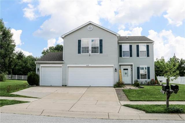8219 Firefly Way, Indianapolis, IN 46259 (MLS #21734624) :: David Brenton's Team