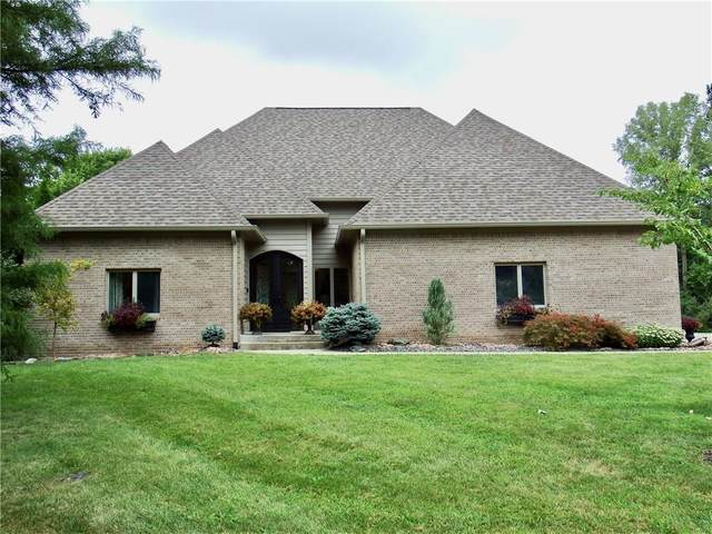 4390 W Olive Branch Road, Greenwood, IN 46143 (MLS #21734636) :: Heard Real Estate Team | eXp Realty, LLC