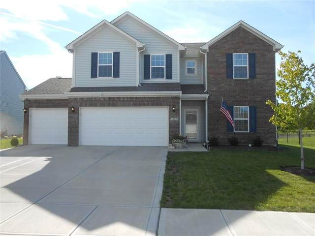 1818 James Run Way, Indianapolis, IN 46239 (MLS #21734644) :: Mike Price Realty Team - RE/MAX Centerstone